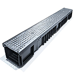 C250 Galvanised Drainage Channel
