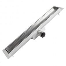 Tile Inset Shower Drain 600mm Long