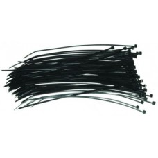 2.5mm x 200mm Cable Ties - Pack 100