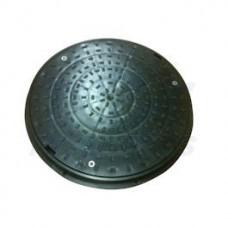 320mm Diameter Plastic Cover & Frame (Economy)