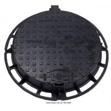 600mm Dia D400 Ductile Iron Manhole Cover & Frame