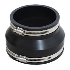 "Fernco Adaptor 4""- 3"" (111-104mm x 85-75mm)"