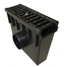 Low Profile Sump Unit B125 Plastic Grate