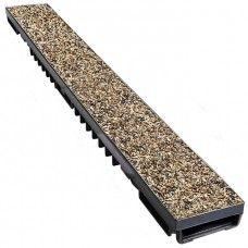 Low Profile Drainage Channel x 1m A15 Porous Resin Bound Pea Gravel Cover