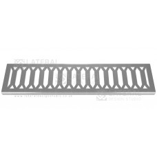 Aquascape 'Hexagon' Stainless Steel Grate x 900mm