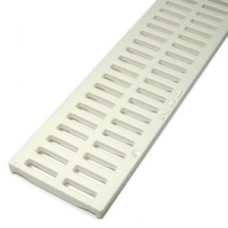 Slotted Grate White x 900mm