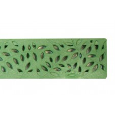 Botanical Grate Green x 900mm