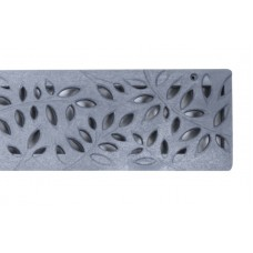 Botanical Grate Grey x 900mm