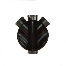 320mm Ø Chamber Base (2 Side Inlets) PACK OF 5