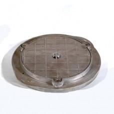 320mm Diameter Aluminium Cover & Frame