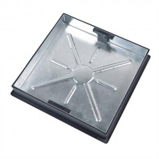 460mm Recessed Cover & Frame 80mm deep