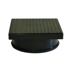 Square Cover & Frame to suit 315mm Chamber/Riser