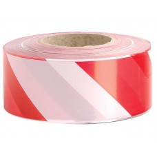 Red/White Barrier Tape 70mm x 500m