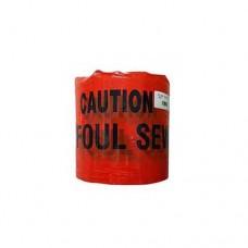 Foul Sewer Marker Tape x 365m