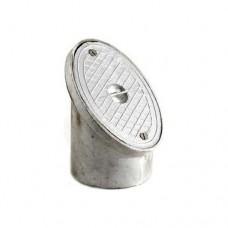 160mm Oval Aluminium Rodding Eye