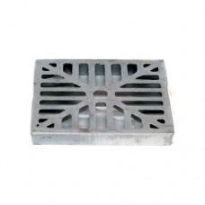 """8"""" Aluminium Square Grid  (205mm x 205mm)"""