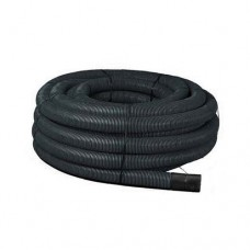 Black Twinwall Duct 50mm x 50m Coil