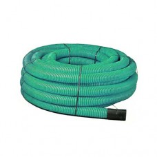 Green Twinwall Duct 63mm x 50m Coil