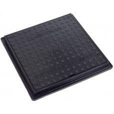 320mm Diameter Square Cover & Frame
