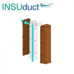 INSUduct® MDPE Pipe Entry Protection Box