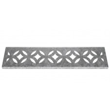Aquascape 'Archez' Galvanised Steel Grate x 900mm