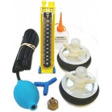 Drain Testing Kit c/w 2 x 100mm plugs