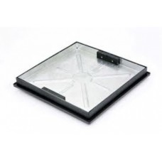 450mm x 450mm Recessed Cover & Frame 43.5mm deep