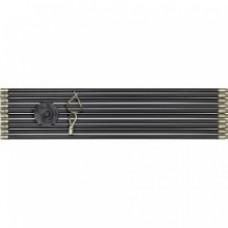 Drain Rod Set -Bag of 10 rods & 3 tools