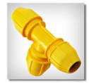 Gas Service Pipe & Fittings
